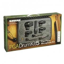 Shure PGADRUMKIT5 Kit de Batería
