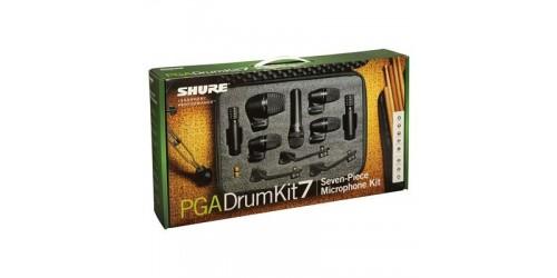 Shure PGADRUMKIT7 Kit de Batería