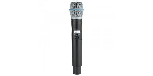 Shure ULXD2/B87A Micrófono Inalámbrico de Mano
