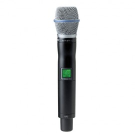 Shure UR2/BETA87A Micrófono Inalámbrico Vocal