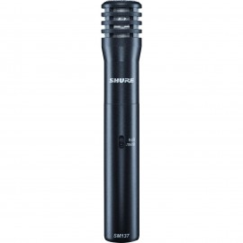 Shure SM137-LC Micrófono para Instrumentos