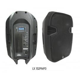 Lexsen LX 152PMP3 Parlante Amplificado