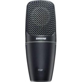 Shure PG27-LC Micrófono de condensador para estudio