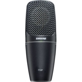 Shure PG27-USB Micrófono de condensador USB