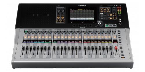 Yamaha TF3 Mezcladora Digital de 24 Canales