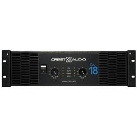 Crest Audio CA18 Amplificador de Potencia