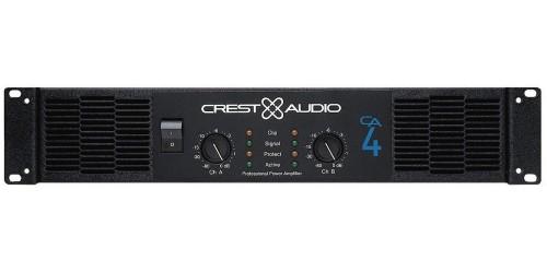 Crest Audio CA4 Amplificador de Potencia
