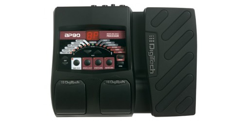 Digitech BP90 Modeling Bass Processor