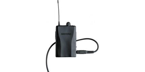 Shure P2R Receptor de cuerpo PSM200