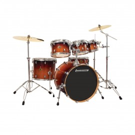 Ludwig Element Birch Power Batería 6 Piezas