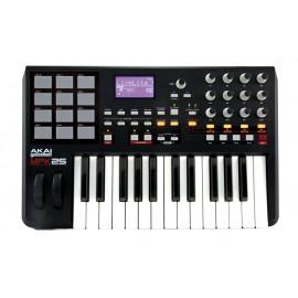Akai MPK25 Controlador MIDI