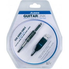 Alesis GUITARLINK Cable Plug a USB